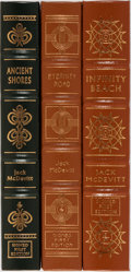 Books:Science Fiction & Fantasy, Jack McDevitt. Group of Three Signed First Edition Books Published by Easton Press. Each volume is numbered. Publisher's lea... (Total: 3 Items)