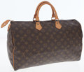 Luxury Accessories:Bags, Louis Vuitton Classic Monogram Canvas Speedy 40 Bag. ...