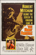 "Movie Posters:War, The Night Fighters (United Artists, 1960). One Sheet (27"" X 41"").War.. ..."