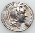 Ancients:Greek, Ancients: ATTICA. Athens. Ca. 165-42 BC. AR tetradrachm (16.85 gm)....