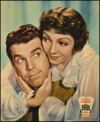 """The Bride Comes Home (Paramount, 1935). Jumbo Lobby Cards (4) (14"""" X 17""""). Comedy. ... (Total: 4 Items)"""