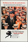 "Movie Posters:Musical, Goodbye, Mr. Chips and Others Lot (MGM, 1970). International OneSheets (2), and One Sheet ( (27"" X 41""). Musical.. ... (Total: 3Items)"