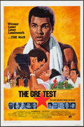 "Movie Posters:Sports, The Greatest (Columbia, 1977). International One Sheet (27"" X 41""). Flat Folded. Sports.. ..."