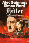 """Movie Posters:War, Hitler: The Last Ten Days and Other Lot (MGM, 1973). British OneSheet (27"""" X 40"""") and One Sheet (27"""" X 41""""). Flat Folded. W...(Total: 2 Items)"""