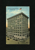 National Bank Notes:Kentucky, Paducah, KY - The City NB Postcard Ch. # 2093. The postcard depictsthe exterior of the City NB of Paducah and it was ma...
