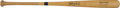 Baseball Collectibles:Bats, 1975-76 Hank Aaron Game Issued Bat, PSA/DNA Authentic....