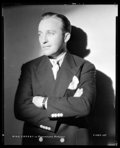 """Movie Posters:Miscellaneous, Bing Crosby (Paramount, 1933). Nitrate Negative (7.75"""" X 9.75""""). Miscellaneous.. ..."""