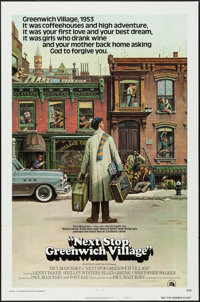 Next Stop, Greenwich Village and Others Lot (20th Century Fox, 1976). One Sheets (3) and International One Sheets (4) (2...