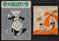 """Movie Posters:Miscellaneous, MGM Exhibitor Book and Other Lot (MGM, 1936). Cardstock, Spiral Bound Exhibitor Book (118 Pages, 8"""" X 9""""), and 25th MGM Anni... (Total: 2 Items)"""