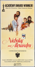 """Movie Posters:Historical Drama, Nicholas and Alexandra & Other Lot (Columbia, 1971). ThreeSheets (2) (41"""" X 79""""). Historical Drama.. ... (Total: 2 Items)"""