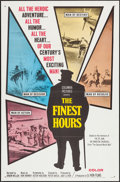 "Movie Posters:Documentary, The Finest Hours (Columbia, 1964). One Sheet (27"" X 41""). Documentary.. ..."