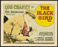 "Movie Posters:Crime, The Black Bird (MGM, 1926). Title Lobby Card & Lobby Cards (2)(11"" X 14"").. ... (Total: 3 Items)"