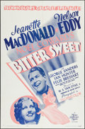 "Movie Posters:Musical, Bitter Sweet and Other Lot (MGM, R-1962). One Sheets (2) (27"" X 41""). Musical.. ... (Total: 2 Items)"