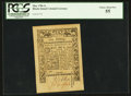 Colonial Notes:Rhode Island, Rhode Island May 1786 1s PCGS Choice About New 55.. ...
