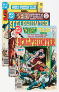 Bronze Age (1970-1979):Western, Weird Western Tales - Scalphunter Group (DC, 1977-80) Condition: Average NM.... (Total: 31 Comic Books)