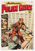 Golden Age (1938-1955):Crime, Authentic Police Cases #3 (St. John, 1948) Condition: Apparent FN....