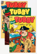 Silver Age (1956-1969):Humor, Marge's Tubby Group (Dell, 1953-59) Condition: Average FN-.... (Total: 34 Comic Books)