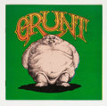 Bronze Age (1970-1979):Alternative/Underground, Grunt #1 (Grunt Records, 1972) Condition: NM-....
