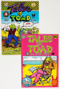 Bronze Age (1970-1979):Alternative/Underground, Tales of Toad #1 and 2 Group (Print Mint, 1970-71).... (Total: 2 Comic Books)