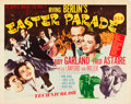"Movie Posters:Musical, Easter Parade (MGM, 1948). Half Sheets (2) (22"" X 28"") Styles A& B.. ... (Total: 2 Items)"