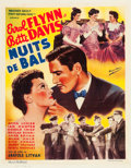 "Movie Posters:Drama, The Sisters (Warner Brothers, 1939). Pre-War Belgian (24"" X 33"")....."