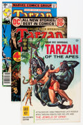 Silver Age (1956-1969):Adventure, Tarzan Group (Gold Key/DC/Marvel, 1960s-70s)....