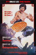 """Movie Posters:Action, The Dragon Dies Hard & Other Lot (Dynamite Entertainment, R-1970s). One Sheets (2) (27"""" X 41""""). Action. Alternate title: B... (Total: 2 Items)"""