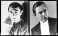 """Movie Posters:Miscellaneous, Bela Lugosi Lot (Various). Safety Film Duplicate Negatives (2) (8"""" X 10""""). Miscellaneous.. ... (Total: 2 Items)"""
