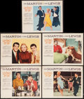 """Movie Posters:Comedy, Living It Up (Paramount, 1954). Lobby Cards (5) (11"""" X 14""""). Comedy.. ... (Total: 5 Items)"""