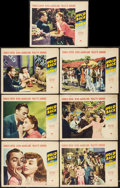 """Movie Posters:Romance, Hold Back the Dawn (Paramount, 1941). Lobby Cards (7) (11"""" X 14"""").Romance.. ... (Total: 7 Items)"""