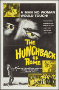 "Movie Posters:War, The Hunchback of Rome (Royal Films International, 1962). One Sheet(27"" X 41""). War.. ..."