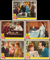 """Without Love (MGM, 1945). Lobby Cards (5) (11"""" X 14""""). Romance. ... (Total: 5 Items)"""