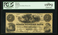 Obsoletes By State:Pennsylvania, Warren, PA- The North Western Bank $2 Aug. 1, 1861 G4b Hoober 425-12. ...