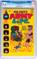Bronze Age (1970-1979):Humor, Sad Sack's Army Life Parade #29 File Copy (Harvey, 1970) CGC NM/MT9.8 Off-white to white pages....