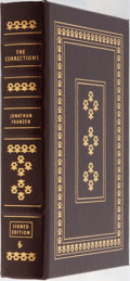 Books:Fiction, Jonathan Franzen. SIGNED. The Corrections. Easton Press,2008. Special collector's edition signed by the author....