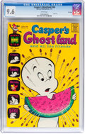 Bronze Age (1970-1979):Cartoon Character, Casper's Ghostland #58 File Copy (Harvey, 1971) CGC NM+ 9.6 Whitepages....