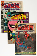 Modern Age (1980-Present):Superhero, Daredevil Group (Marvel, 1965-82) Condition: Average VG.... (Total:42 Comic Books)