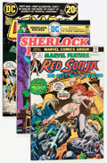 Bronze Age (1970-1979):Miscellaneous, Comic Books - Assorted Bronze Age Comics Group (Various Publishers,1970s) Condition: Average VF/NM.... (Total: 34 Comic Books)