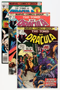Bronze Age (1970-1979):Horror, Tomb of Dracula Group - Savannah pedigree (Marvel, 1974-79)Condition: Average VF/NM.... (Total: 39 Comic Books)