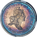 Patterns, 1869 10C Standard Silver Ten Cents, Judd-696, Pollock-775, R.5, PR67 ★ Cameo NGC....