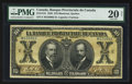 Canadian Currency: , Montreal, PQ- La Banque Provinciale Du Canada $10 Aug. 1,1928 Ch. #615-14-16. ...