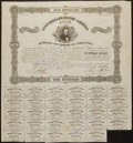 Confederate Notes:Group Lots, Ball 116 Cr. 44 $100 Bond 1861 Fine.. ...
