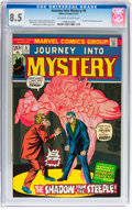 Bronze Age (1970-1979):Horror, Journey Into Mystery #2, 4, and 5 CGC-Graded Group (Marvel,1972-73) Condition: CGC VF+ 8.5.... (Total: 3 Comic Books)