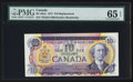 Canadian Currency: , BC-49aA $10 1971 Replacement. ...