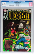 Bronze Age (1970-1979):Horror, Unexpected #117, 121, and 123 CGC-Graded Group (DC, 1970-71)....(Total: 3 Comic Books)