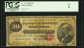 Large Size:Gold Certificates, Fr. 1178 $20 1882 Gold Certificate PCGS Good 06.. ...