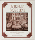 Books:Photography, [Photography] James Van Der Zee, Owen Dodson, and Camille Billops. The Harlem Book of the Dead. Morgan & Morgan,...