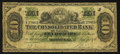 Canadian Currency: , Montreal, PQ- The Consolidated Bank of Canada $10 July 1, 1876 Ch.# 205-10-06. ...