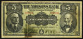 Canadian Currency: , Montreal, PQ- The Molsons Bank $5 Jan. 2, 1908 Ch. # 490-30-02. ...