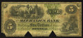 Canadian Currency: , Montreal, CE- The Mechanics Bank $5 June 1, 1872 Ch. # 430-10-08 ....